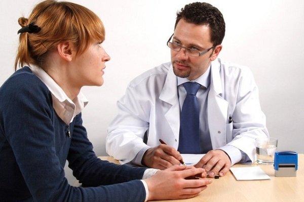 Девушка обратилась к врачу с подозрением на диабет