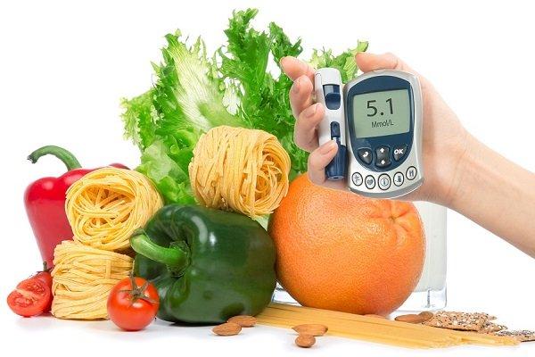 Продукты и сахарный диабет