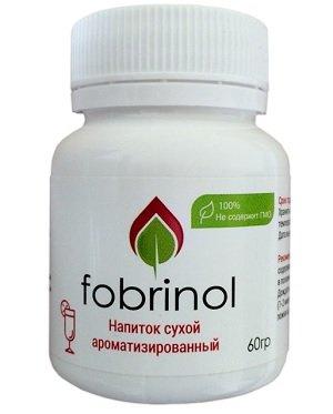 Fobrinol - напиток от диабета