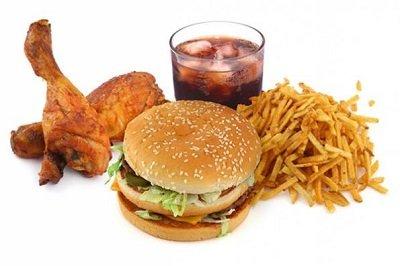 запрещенные продукты при похудении картинки