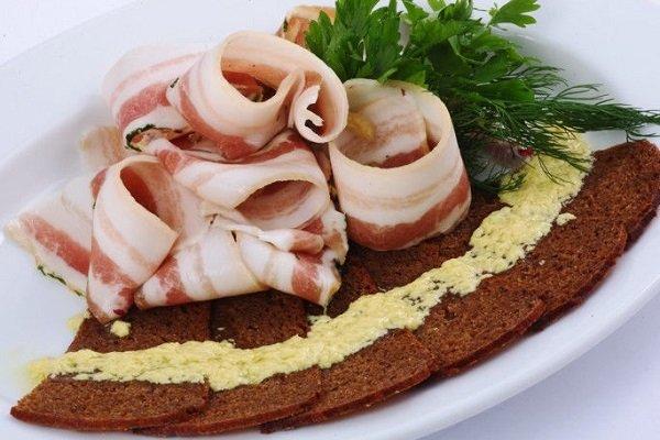 можно есть сало при повышенном холестерине