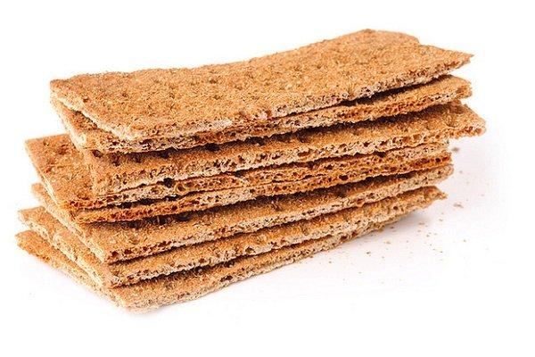 хлебцы при диабете