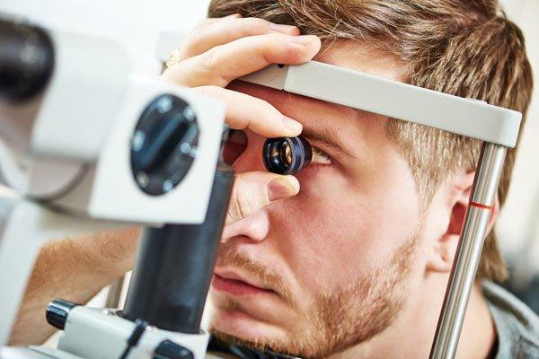 осложнения глаза при диабете