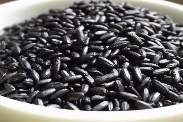 при диабете черный рис