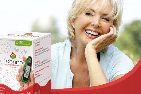 поможет ли Фобринол от диабета