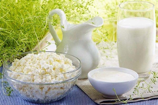 молочные продукты при диабете