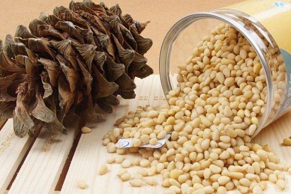 кедровый орех и диабет