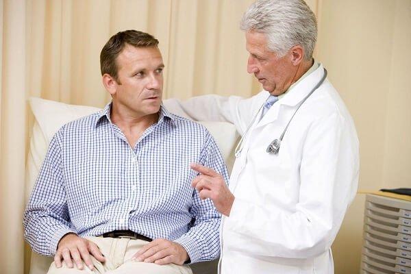 последствия диабета у мужчин