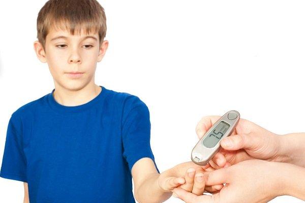как выявить сахарный диабет у ребенка