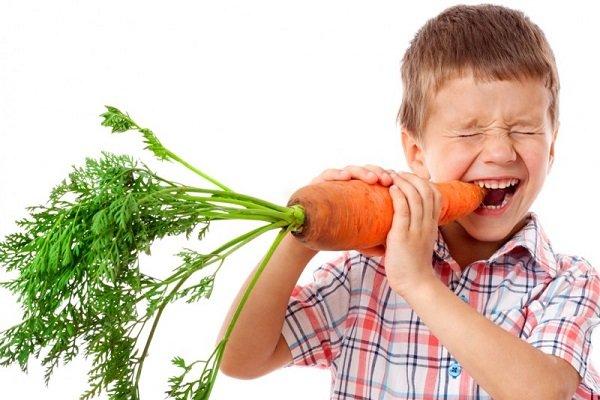 Визуализация правильного питания у детей в рамках профилактики диабета
