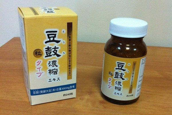 Японское лекарство Тоути