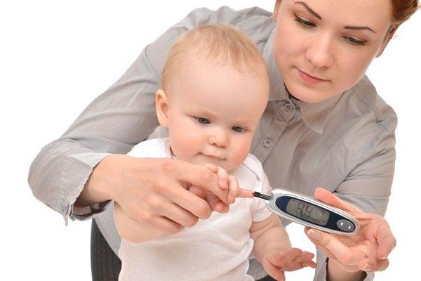 Приобретенный сахарный диабет отличия от врожденного