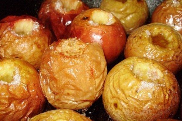 печеное яблоко при диабете