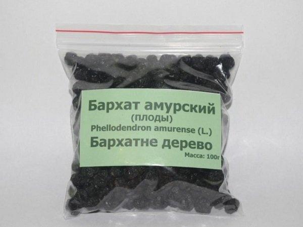 купить ягоды амурского бархата