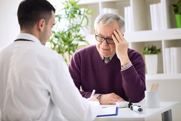 Лечение головной боли при диабете