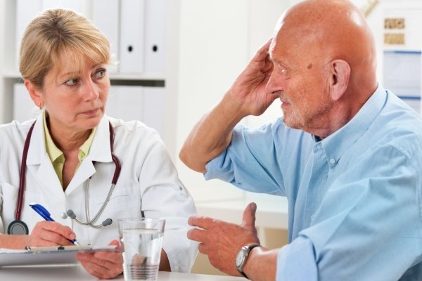 Пациент с головной болью