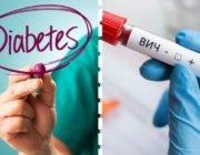 Существует ли взаимосвязь ВИЧ и сахарного диабета?
